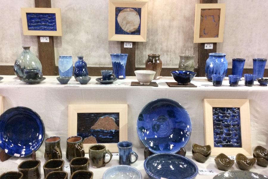 第21回 黄金の国 陶芸展